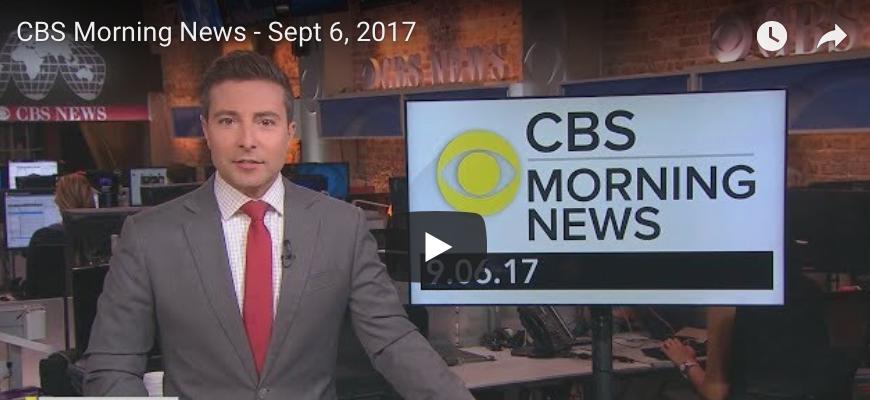 CBS Morning News with Brook Silva-Braga