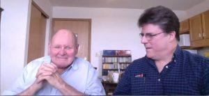 Reggie tells dan about the Cicero book.